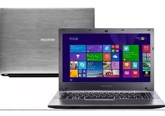 Notebook Positivo S4000 I5 3º Ger 8gb Hd 500 Win 10 Garantia