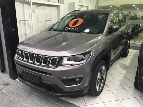 Jeep Compass 2.0 Longitude Flex Aut. 5p 2020