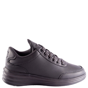 Zapatillas Bamers Textured Flatform Graphite