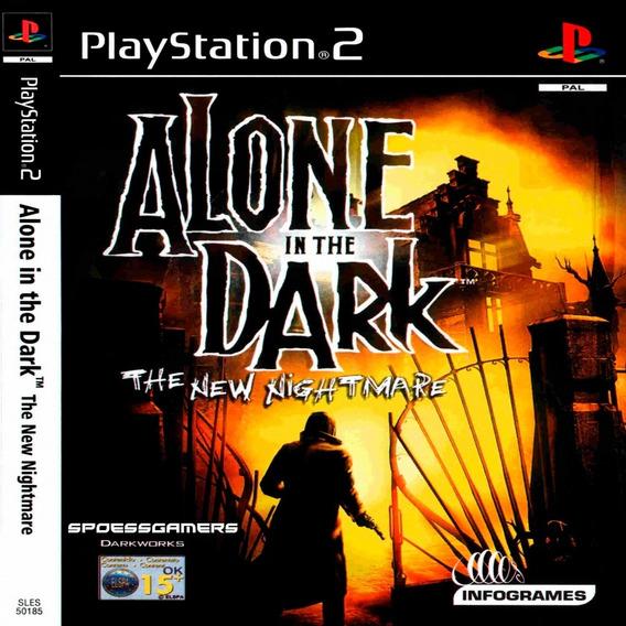 Alone In The Dark The New Nightmare Dublado Pt-br Ps2 Patch