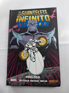 El Guantelete Del Infinito Prologo Comics Envio Gratis