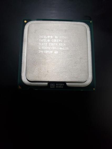 Processador Intel E7500 Core 2 Duo 2.93ghz