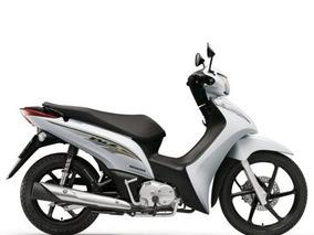Honda Biz 125 Branca 2019