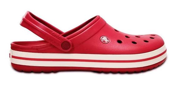 Crocs Sandalias - Crocband Raspberry