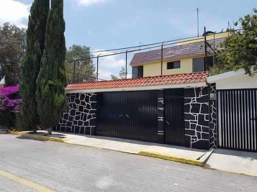 Texcoco, Chinconcuac Vende O Renta Hermosa Y Amplia Casa