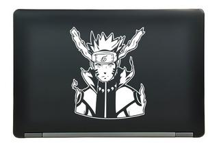 Calcomanía Sticker Vinil Naruto Uzumaki Anime Manga Laptop Auto Ventana Wd2
