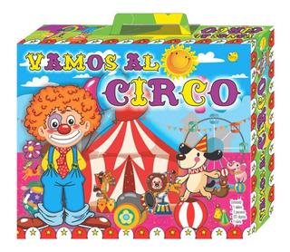 Juego De Mesa Vamos Al Circo - Encontralo