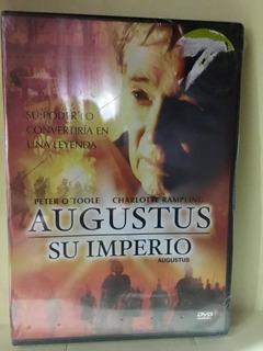 Pelicula August Su Imperio - Dvd