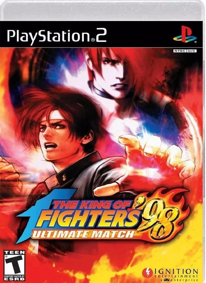 The King Of Fighters 98 - Playstation 2