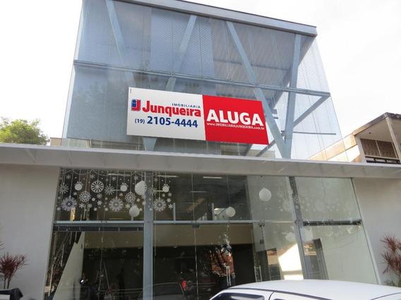 Salão Para Alugar, 507 M² Por R$ 10.000/mês - Centro - Piracicaba/sp - Sl0635
