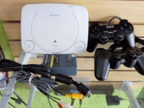 Playstation One Sony Ótimo Estado Testado Original