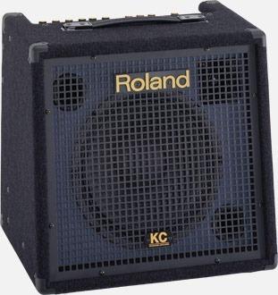 Cubo Para Teclado Roland Kc-350 Com 4 Canais 120w Rms