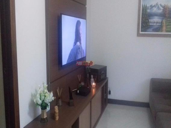 Sobrado Na Vila Helena Em Santo Andre Com 02 Dormitorios - V-29626