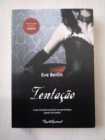 Livro Tentação - Eve Berlin - Volume 3