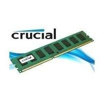 Memoria Ram Crucial 4gb Ddr3 Pc 1600 Mhz 4096mb