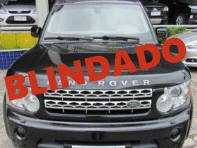 Land Rover Discovery 3.0 Se 4x4bi-turbo Diesel(blindada)2011