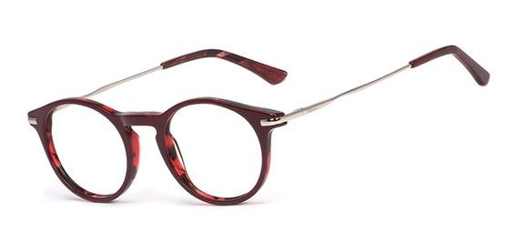 Armação Oculos Ogrife Og 774-c Feminino Com Lente Sem Grau