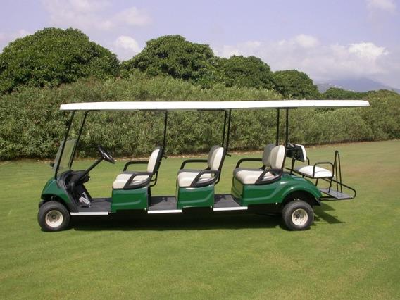 Carrito De Golf 8 Pasaj. Yamaha Nuevo 0km.(made In Japan ,