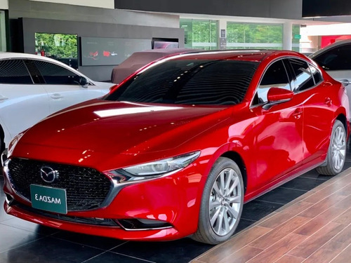 Mazda 3 Grand Touring At 2.5l  Rojo | 2022