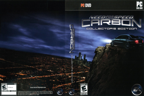 Game Pc Need For Speed Carbon - Collector´s Edition ? Dvd