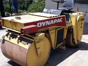 Rolo Compactador Dynapac Cg11 Tapa Buraco