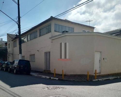Sobrado Para Alugar, 270 M² Por R$ 6.000,00/mês - Vila Prudente - São Paulo/sp - So1358