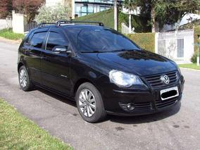 Volkswagen Polo 1.6 Vht Sportline Total Flex 5p 2010