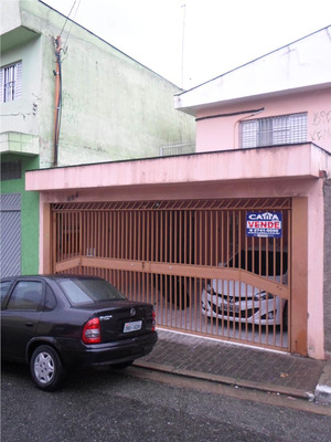 Sobrado Residencial À Venda, Vila Antonieta, São Paulo. - So10181