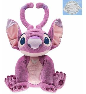 Disney Parks Lilo Y Stitch Peluche Angel 64 Cm Nuevo!!!