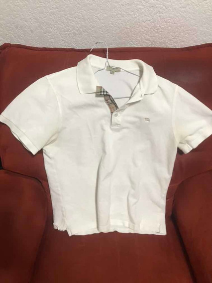 Paquete 3 Playera Polo Xl Burberry,lacoste Y Verino
