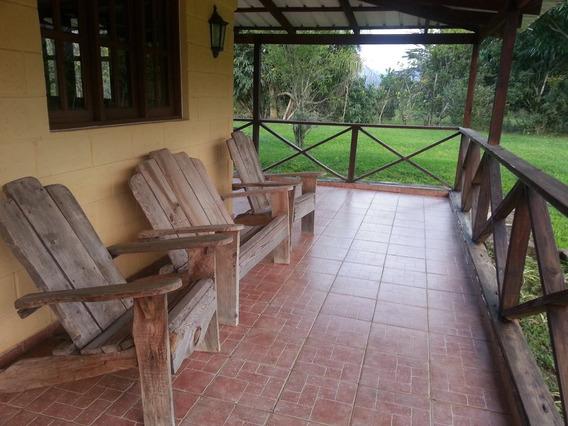 Coalicion Vende Casa Campestre En Salto Jimenoa Jarabacoa-