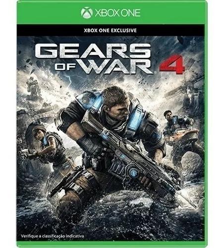 Gears Of War 4 Xbox One Em Português
