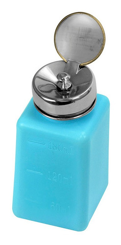 Dispenser Esd P/ Fluidos Azul 180ml