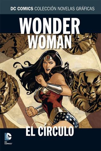 Colección Novelas Gráficas Salvat : Wonder Woman El Círculo