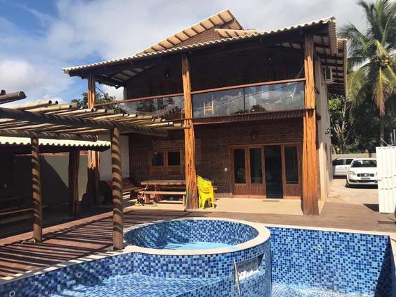 Casa De Praia Praia Do Sargi, Perto Ilhéus E Itacaré