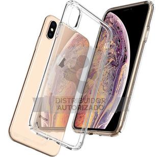 Funda Spigen iPhone XS Max Ultra Hybrid Cristal 100% Orig