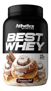 Best Whey 900g - Atlhetica Nutrition - Frete Grátis