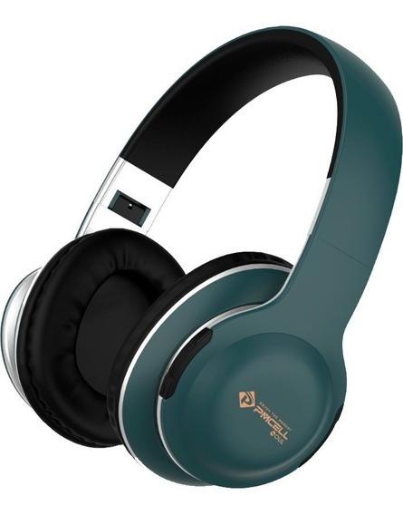 Fone Headphone De Ouvido Bluetooth Stereo P2 Sd Pmcell Hp-42