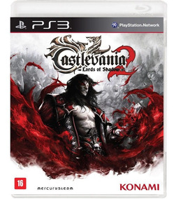 Castlevania Lords Of Shadow 2 - Português - Ps3 - Novo