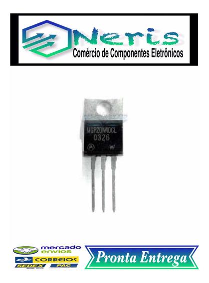 Mgp20n40cl / Motorola 5401gm / Harris 99029 T0220 (01 Pç.)