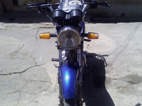 Yamaha Yb 125 2007 Azul