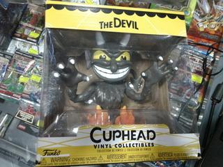The Devil - Cuphead - Funko Vinyl Collectibles