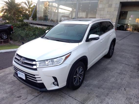 Toyota Highlander 2017 Xle 6 Cil. 3.5 Lts.