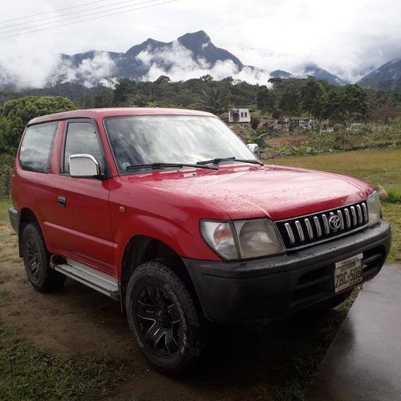 Toyota Suv , Land Cruiser Prado Gx, 3 Puertas, 4x4, Motor 27