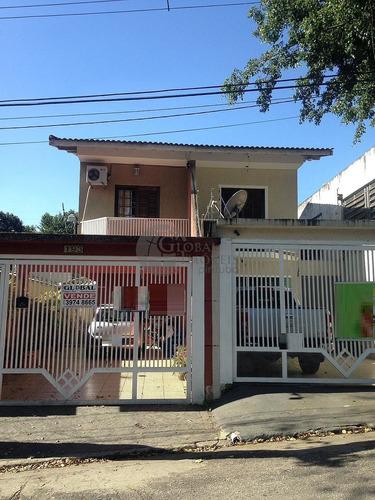 Venda Sobrado São Paulo Vila Clarice - S299