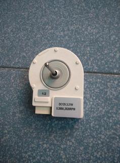 Micro Motor Ventilador Evaporador Nevera Samsung 12v 3.21w