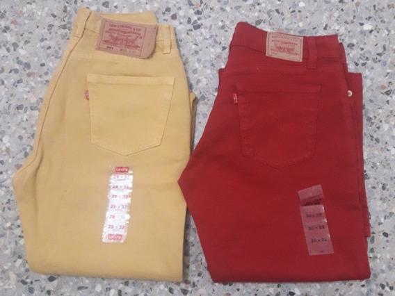 Pantalones Levis De Dama (remate)