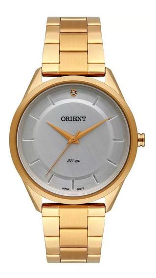 Relógio Orient Feminino Ref: Fgss0139 S1kx Diâmetro 36mm