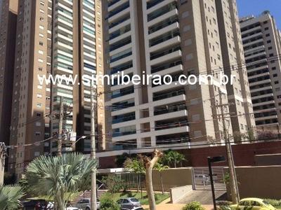 Vendo Apartamento Em Ribeirão Preto. Edifício Promenade. Agende Sua Visita. (16) 3235 8388 - Ap02684 - 4413679