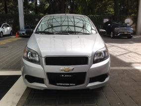 Chevrolet Aveo 2016 Ls L4/1.6 Aut